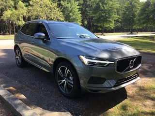 New 2018 Volvo XC60 T5 AWD Momentum SUV For sale near Wilmington NC