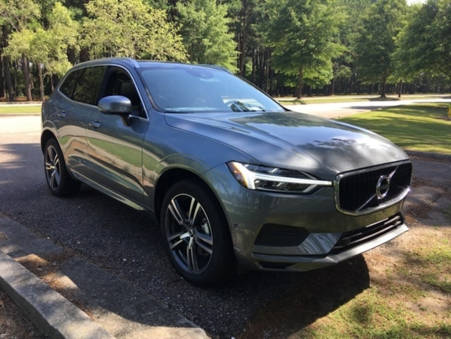 New 2018 Volvo XC60 T5 AWD Momentum SUV For sale near