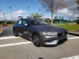 New 2019 Volvo S60 T6 Momentum Sedan 7JRA22TK3KG003199 For Sale in Myrtle Beach SC