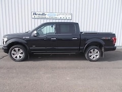 2015 Ford F-150 Platinum 4WD SuperCrew 145 Platinum