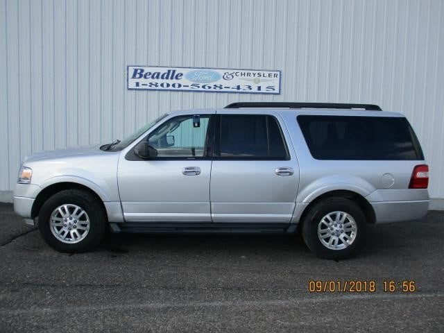 2012 Ford Expedition EL XLT 4WD  XLT