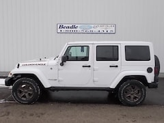 New 2018 Jeep Wrangler JK UNLIMITED GOLDEN EAGLE 4X4 Sport Utility for sale in Bowdle, SD