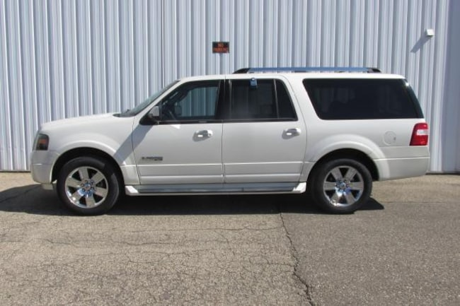 2007 Ford Expedition EL Limited SUV