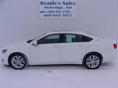Used 2016 Chevrolet Impala LT w/1LT Sedan for sale in Bowdle, SD