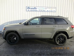 New 2019 Jeep Grand Cherokee UPLAND 4X4 Sport Utility for sale in Bowdle, SD