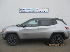 New 2019 Jeep Compass TRAILHAWK 4X4 Sport Utility for sale in Bowdle, SD