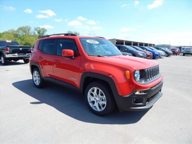 New 2018 Jeep Renegade LATITUDE 4X2 Sport Utility For Sale/Lease Murfreesboro