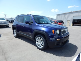 New 2018 Jeep Renegade LATITUDE 4X2 Sport Utility near Nashville