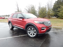 New 2020 Ford Explorer Platinum SUV 00011564 in Dickson, TN