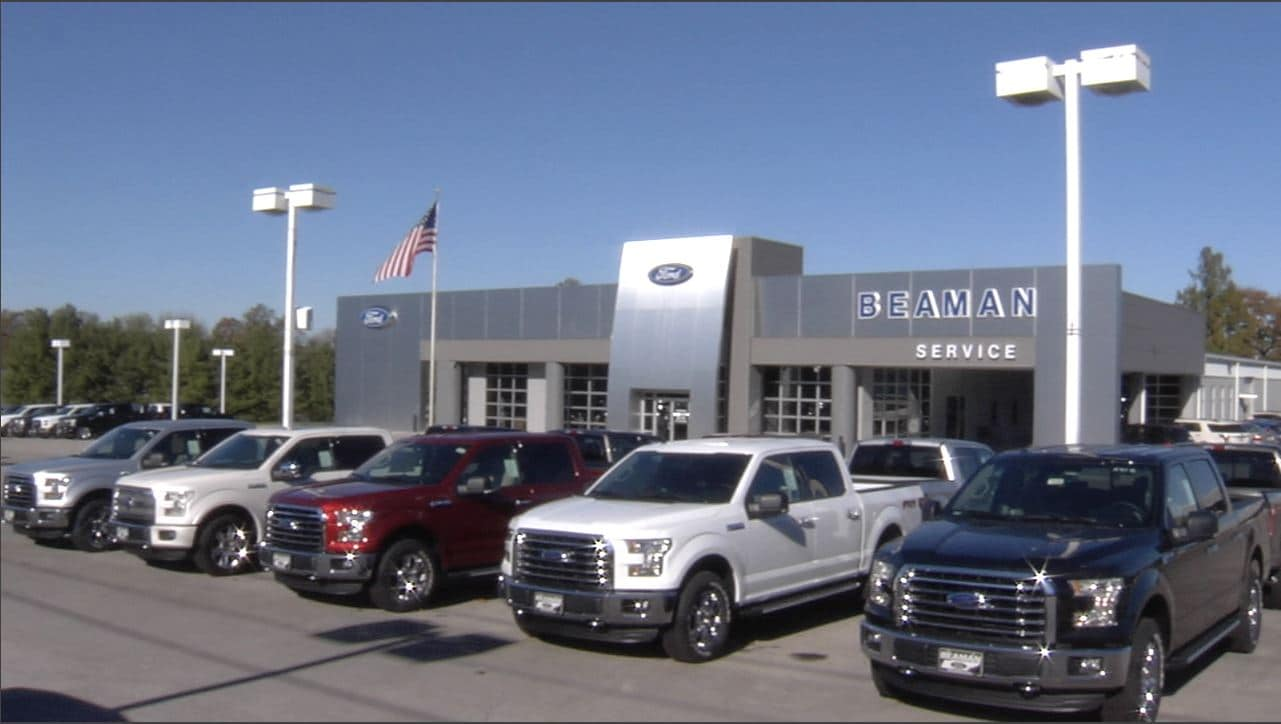Ford Car Parts In Dickson Beaman Ford Inc