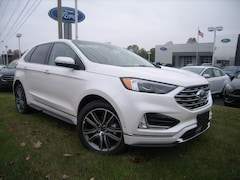 New 2019 Ford Edge Titanium Crossover 00010991 in Dickson, TN