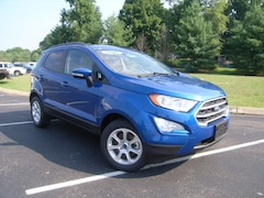 New 2018 Ford EcoSport SE Crossover 00010875 in Dickson, TN