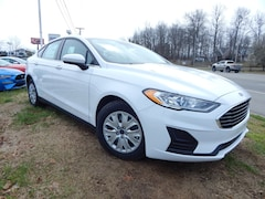New 2020 Ford Fusion S Sedan 00005977 in Dickson, TN