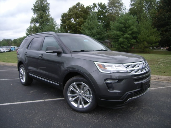 New 2019 Ford Explorer XLT SUV in DIckson, TN