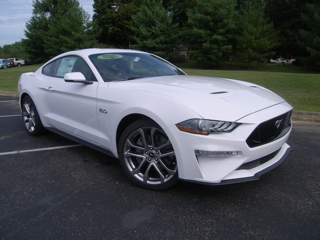 New 2019 Ford Mustang GT Premium Coupe in DIckson, TN