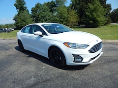 New 2020 Ford Fusion SE Sedan 00005990 in Dickson, TN