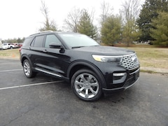 New 2020 Ford Explorer Platinum SUV 00011589 in Dickson, TN