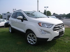 New 2018 Ford EcoSport SE Crossover 00010907 in Dickson, TN