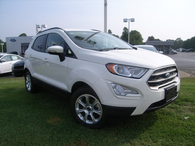 New 2018 Ford EcoSport SE Crossover in DIckson, TN