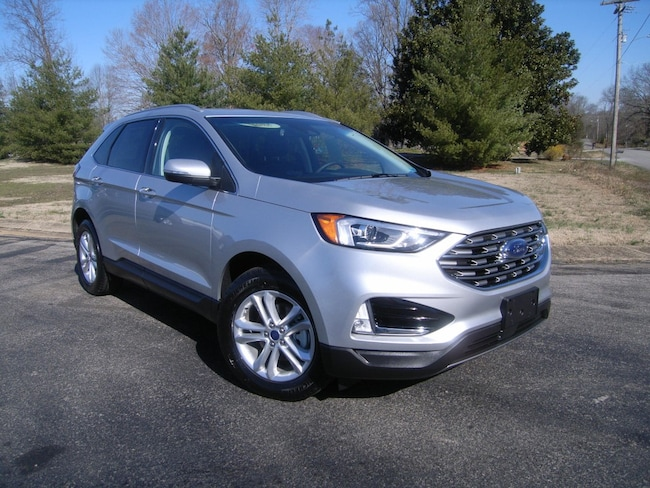 New 2019 Ford Edge SEL Crossover in DIckson, TN