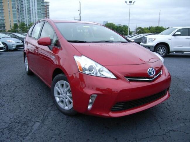 New 2013 Toyota Prius V For Sale Nashville Tn Jtdzn3eu7d3270613
