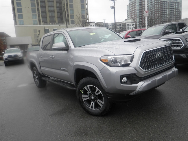 new 2018 Toyota Tacoma TRD Sport V6 Truck Double Cab in Nashville, TN
