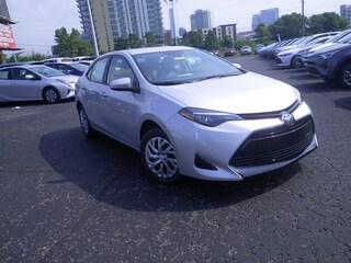 New 2019 Toyota Corolla LE Sedan in Nashville, TN