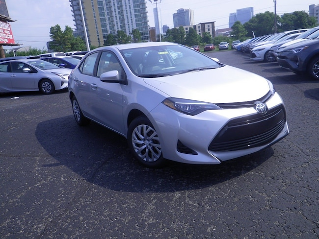 New 2019 Toyota Corolla LE Sedan Nashville, TN