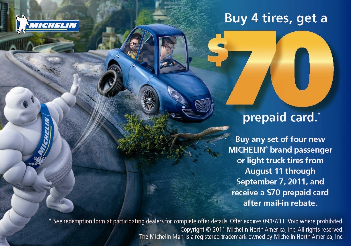 Michelin Tire Rebate | Toyota Tire Center | Serving Murfreesboro ...