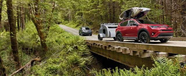 pricing for the 2018 Toyota RAV4 Adventure has been announced