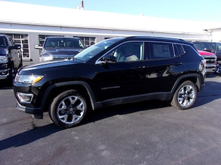 For Sale in Berwick, PA 2018 Jeep Compass LIMITED 4X4 Sport Utility T255 for sale near Wilkes-Barre