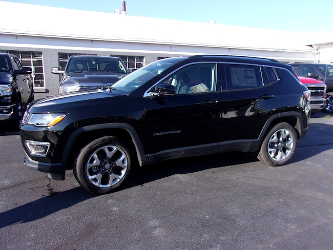 New 2018 Jeep Compass LIMITED 4X4 Sport Utility near Wilkes-Barre
