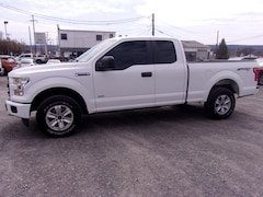 Used 2017 Ford F-150 XL Supercab 4x4 Truck SuperCab Styleside For Sale in Berwick, PA