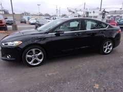Used 2016 Ford Fusion SE Sedan For Sale in Berwick, PA