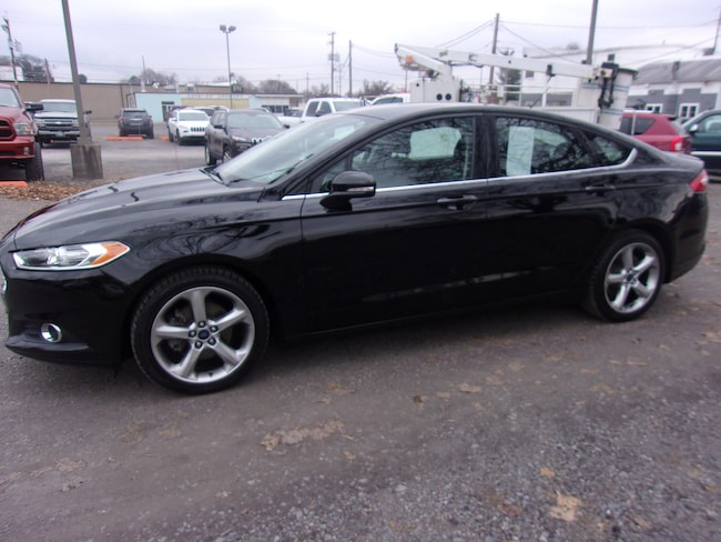 Used 2016 Ford Fusion SE Sedan in Berwick, PA
