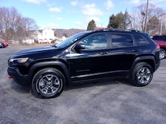 Used 2019 Jeep Cherokee for sale near Wilkes-Barre