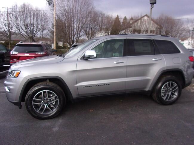 New 2019 Jeep Grand Cherokee LIMITED 4X4 Sport Utility near Wilkes-Barre