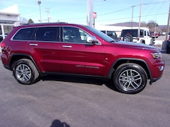 Used 2017 Jeep Grand Cherokee Limited 4x4 SUV For Sale in Berwick, PA