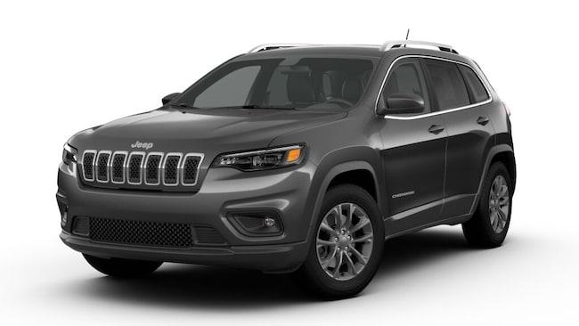 New 2019 Jeep Cherokee LATITUDE PLUS 4X4 Sport Utility near Wilkes-Barre