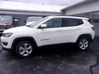 For Sale in Berwick, PA 2018 Jeep Compass LATITUDE 4X4 Sport Utility T195 for sale near Wilkes-Barre