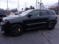 New 2018 Jeep Grand Cherokee TRACKHAWK 4X4 Sport Utility For Sale in Berwick, PA