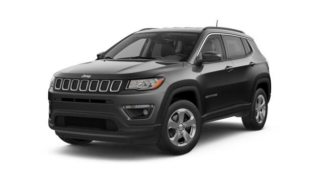 New 2018 Jeep Compass LATITUDE 4X4 Sport Utility near Wilkes-Barre
