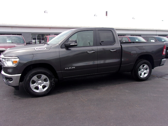 New 2019 Ram 1500 BIG HORN / LONE STAR QUAD CAB 4X4 6'4 BOX Quad Cab near Wilkes-Barre