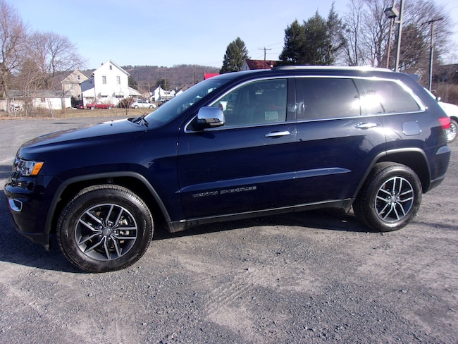 Used 2017 Jeep Grand Cherokee Limited 4x4 SUV in Berwick, PA