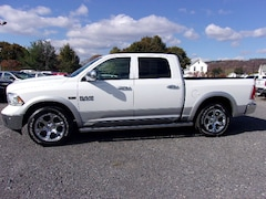 Used 2015 Ram 1500 CREW CAB LARAMIE 4X4 Truck Crew Cab For Sale in Berwick, PA