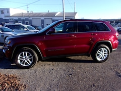 Used 2017 Jeep Grand Cherokee Laredo 4x4 SUV For Sale in Berwick, PA