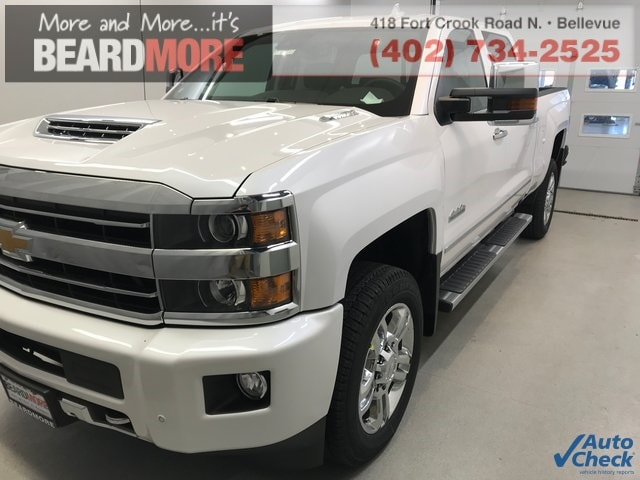 2019 Chevrolet Silverado 2500HD High Country Truck Crew Cab