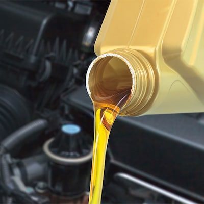 6-QUART OIL CHANGE & TIRE ROTATION PACKAGE