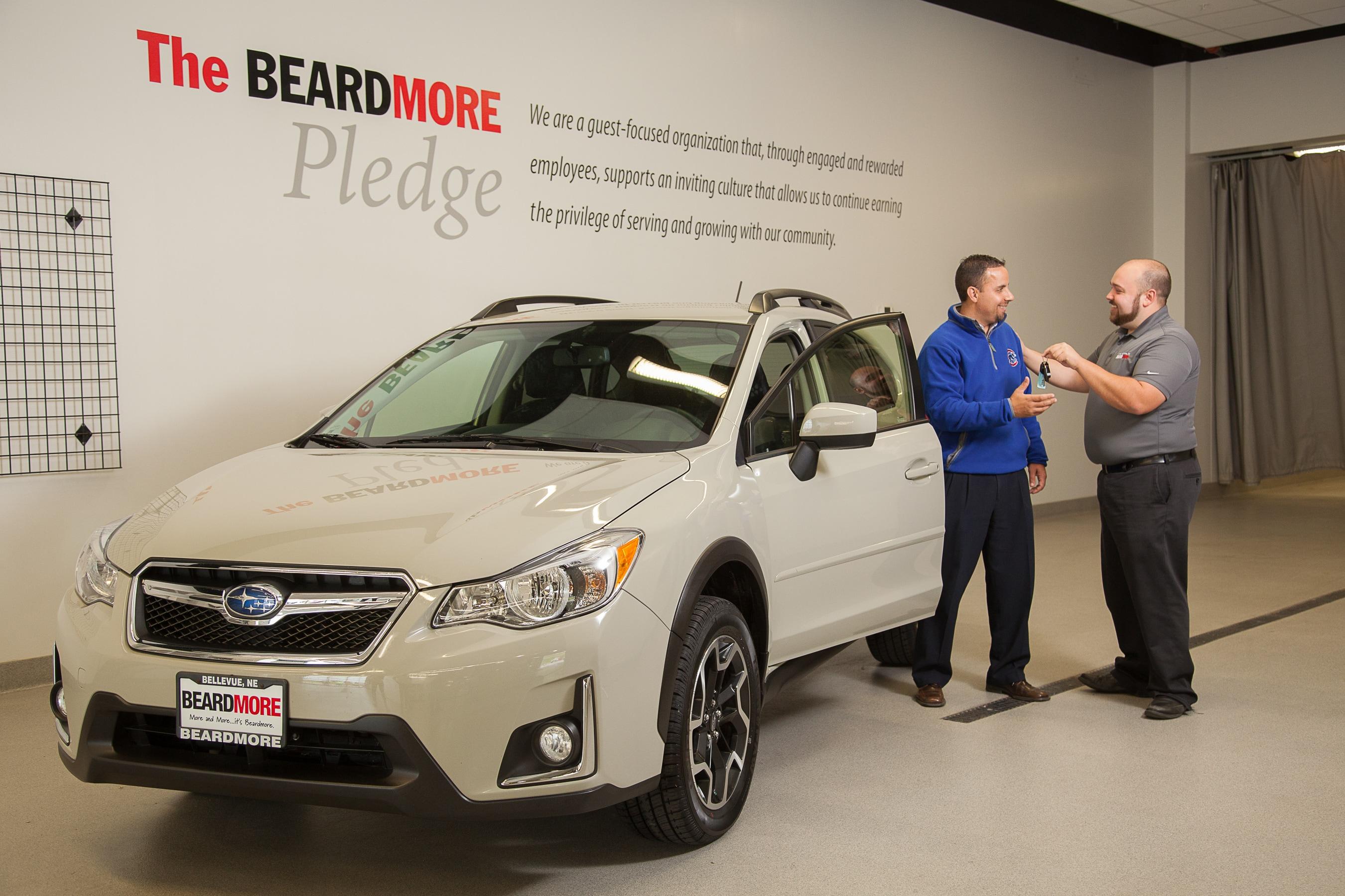 About Beardmore Subaru Omaha New Subaru And Used Car Dealer
