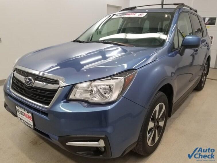 Used  2017 Subaru Forester 2.5i Premium SUV near Omaha, NE